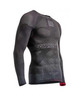 Compressport Compressport ON / OFF Multisport camiseta interior mangas largas Gris