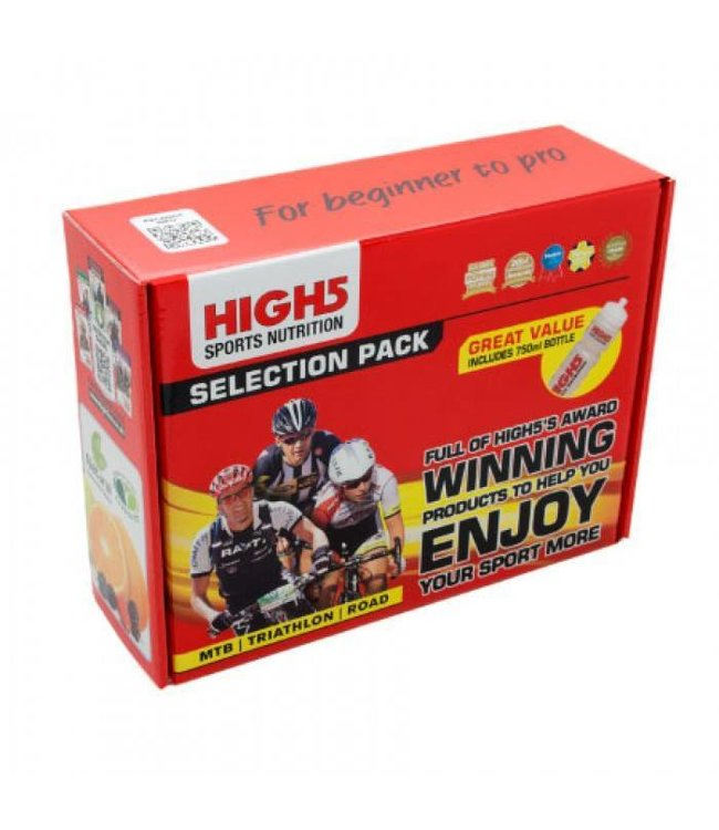 High5 Pacchetto sconto High5 Race Pack