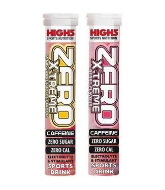 High5 Boisson électrolytique d'hydratation ZERO XTREME (20 onglets)