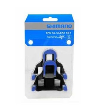 Shimano Shimano SM-SH12 SPD SL Cleat (Blue)