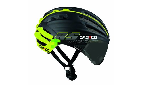 Bicycle helmets and visors