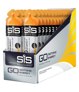 SIS (Science in Sports) SIS Isotonic Gel DOOS - 30stuks
