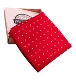 English Fashion pochette Rood Polkadot
