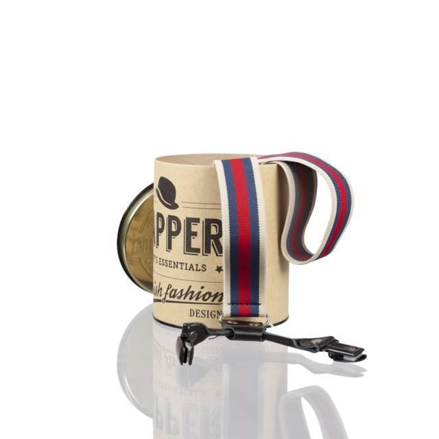 English Fashion Striped Suspender 3-colors