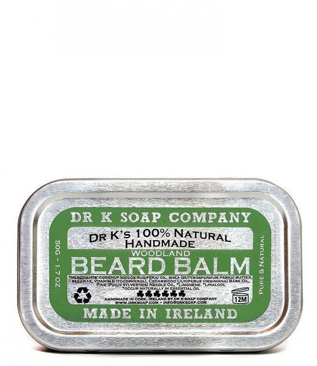 Dr. K. Soap company Baardbalsem Woodland