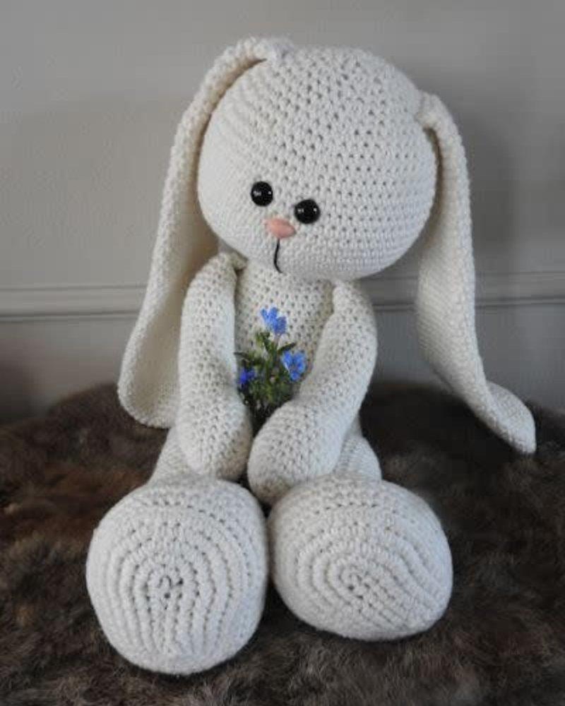 Funny XXL - Funny Bunny Basic ivoor
