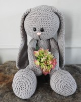 Funny XXL - Funny Bunny Basic taupe
