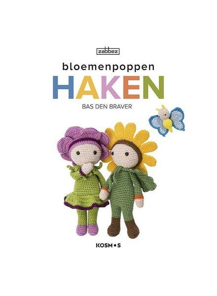 Boek - Bloemenpoppen haken