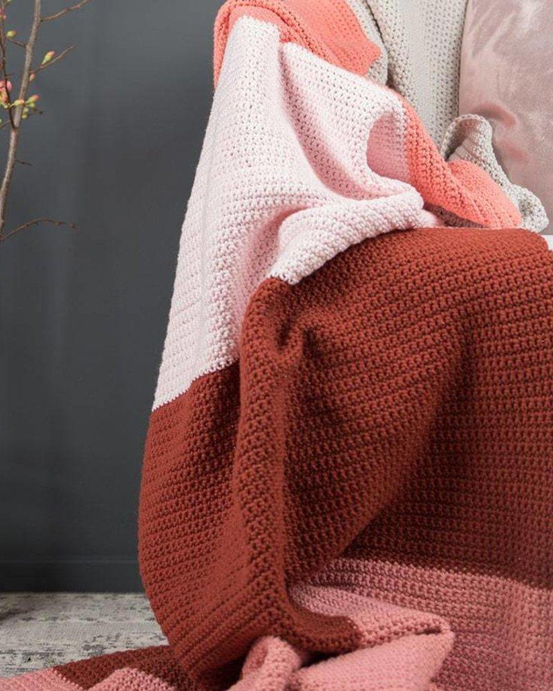 Pakket Block blanket - kleur 2