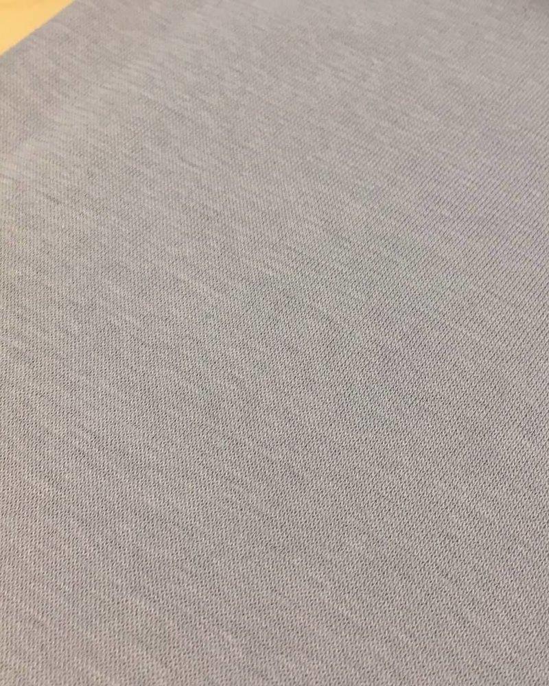 Boordstof - Lichtgrijs - Coupon 31 cm