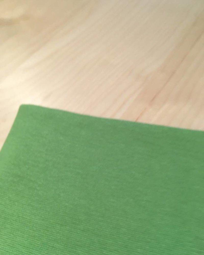 Boordstof - Groen - Coupon 38 cm