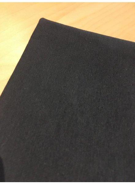 Boordstof - Blauwzwart - Coupon 40 cm