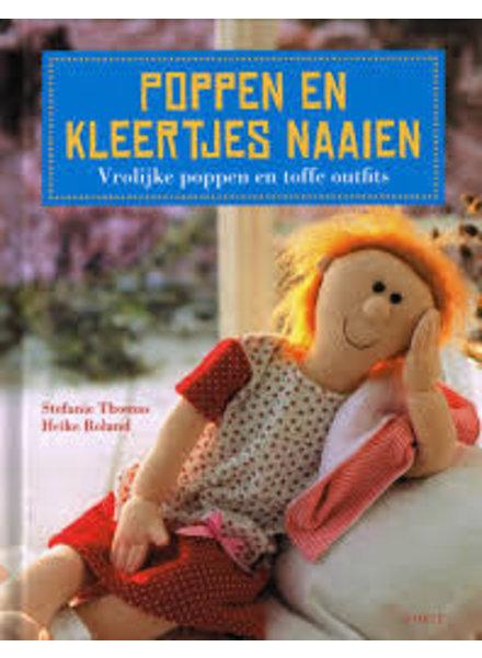 Boek - Poppen en kleertjes naaien