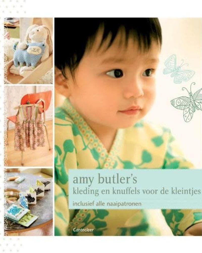 Boek - Kleding en knuffels voor de kleintjes