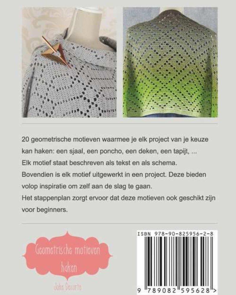 Boek - Geometrische motieven haken