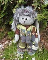 Funny XXL - Funny Bunny Kledingset Ranger (enkel kleding, geen bunny!)