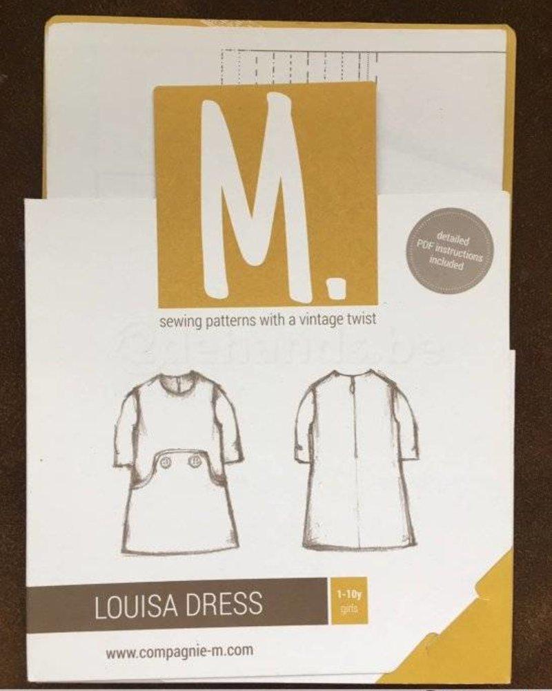 Patroon Compagnie M - Louissa Dress 1-10y