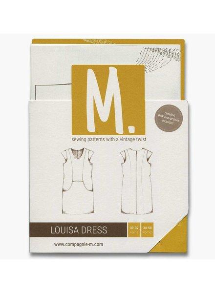 Patroon Compagnie M - Louisa Dress teens & women