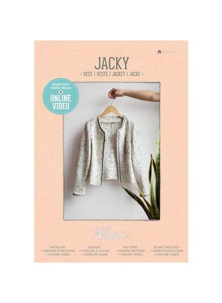 Patroon LMV - Jacky