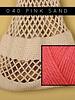 Pakket Shopper - kleur 040 pink sand