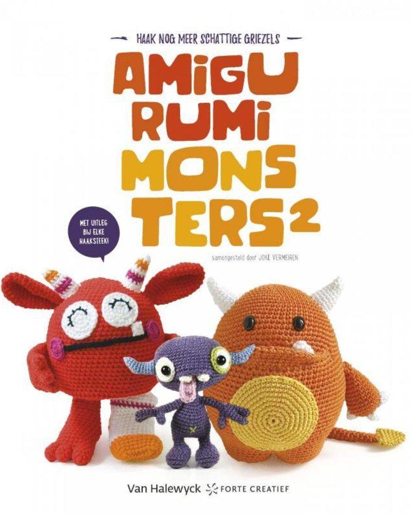 Boek - Amigurumi monsters 2
