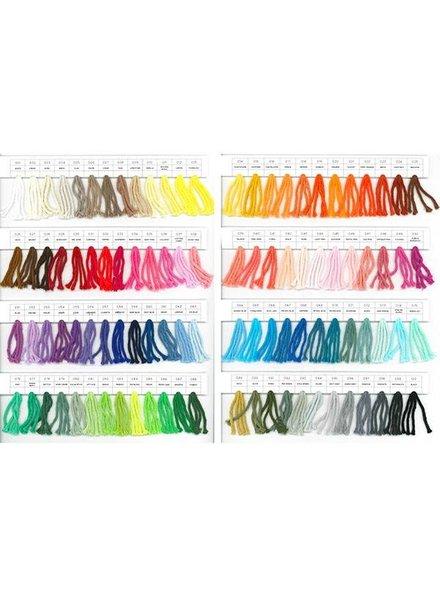 Yarn and colors Kleurkaart Epic
