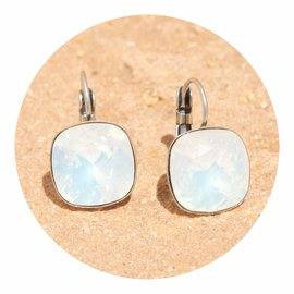 OH-DIN white opal