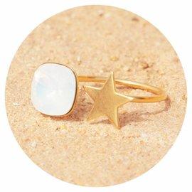 R-GDI10ST  white opal