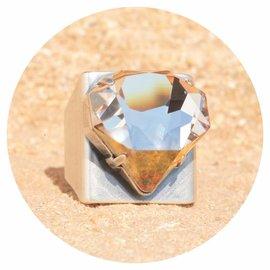 R-TC crystal copper