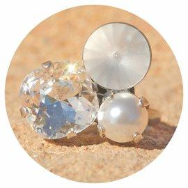 R-ZVS47 white pearl mix