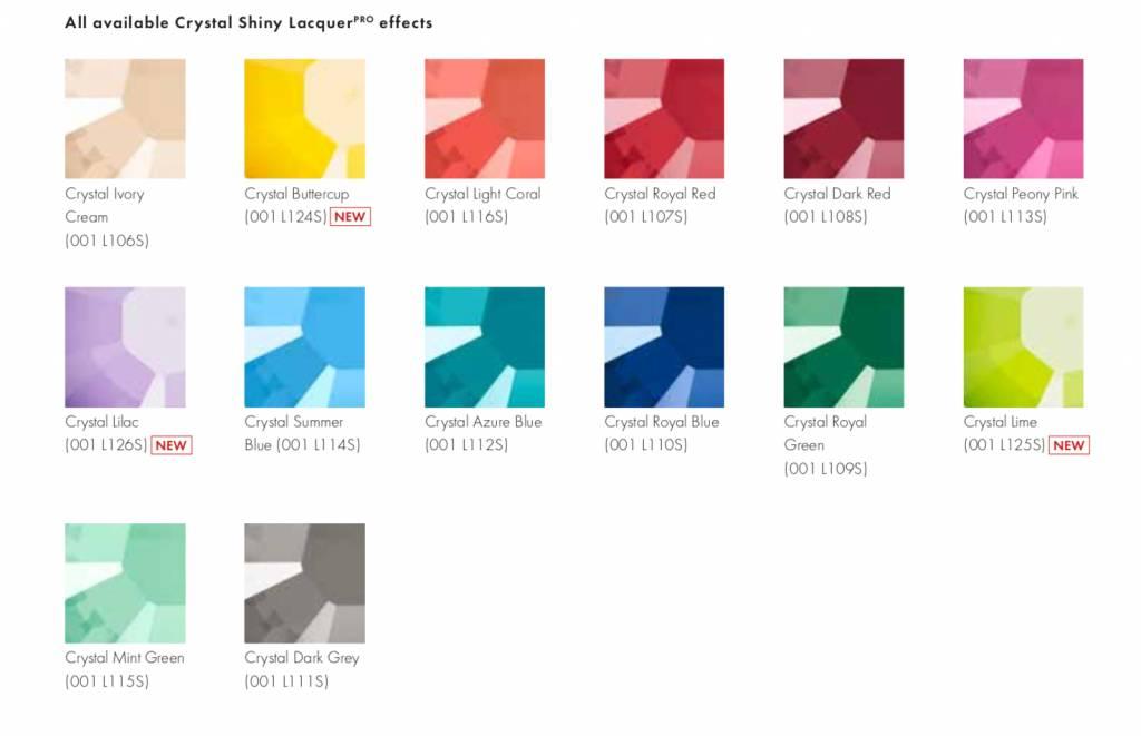 artjany Armband mit Kristallen im New Rainbow Mix