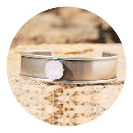AR-DI rose water opal