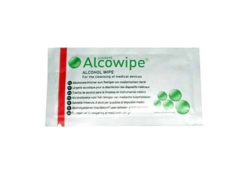 ElectraStim - Sterile Cleaning Wipe Sachets-Pack