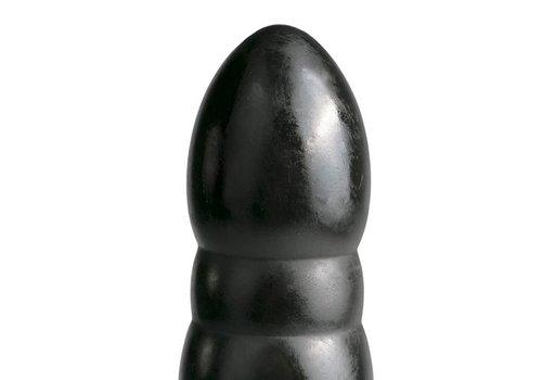 XXL Dildo Belgoprism - Zwart
