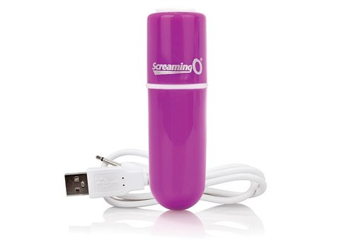 The Screaming O - Charged Vooom Bullet Vibe Paars