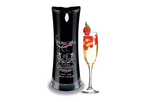 Voulez-Vous... - Desensitizing Gel Aardbei & Champagne
