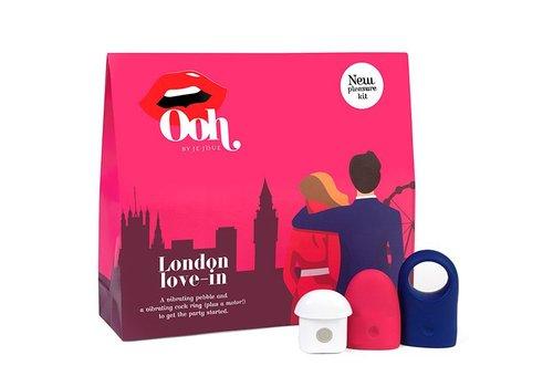 Ooh by Je Joue - London Grote Pleasure Kit