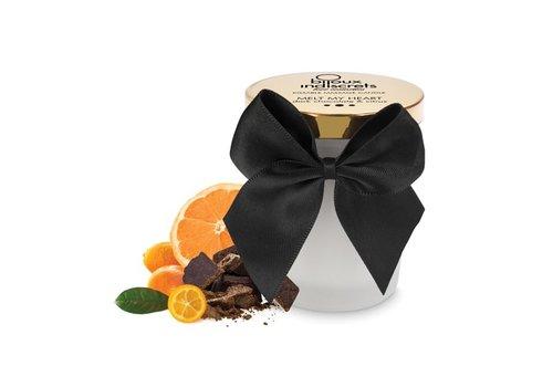 Bijoux Cosmetiques - Massagekaars Pure Chocolade