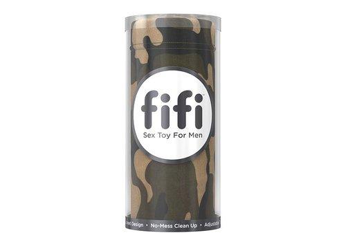 Fifi - Masturbator met 5 Sleeves Camouflage