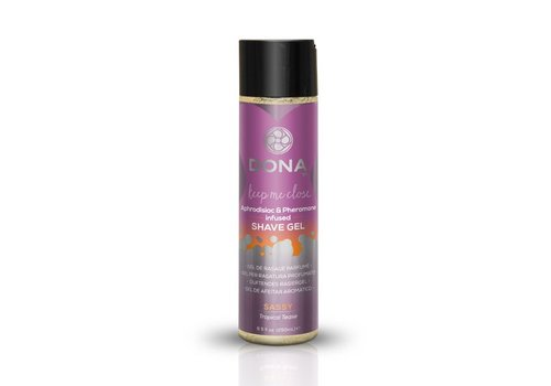 Dona - Scheergel Tropical Tease 250 ml