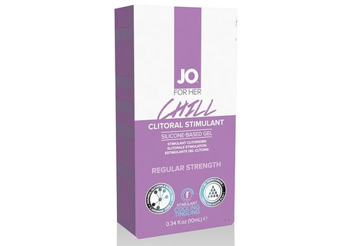 System JO - For Her Clitoral Stimulant Cooling Chill 10 ml