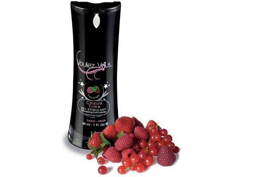 Voulez-Vous... - Stimulerende Gel Rode Vruchten