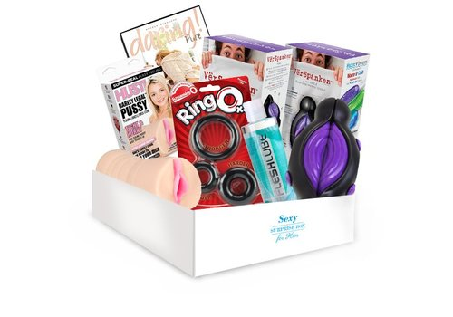 Verrassings(sex)box - Voor Hem