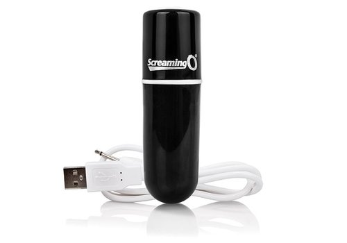 The Screaming O - Charged Vooom Bullet Vibe Zwart