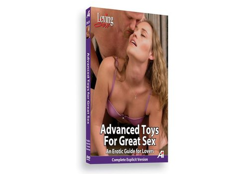 Advanced Toys for Great Sex Educatieve DVD
