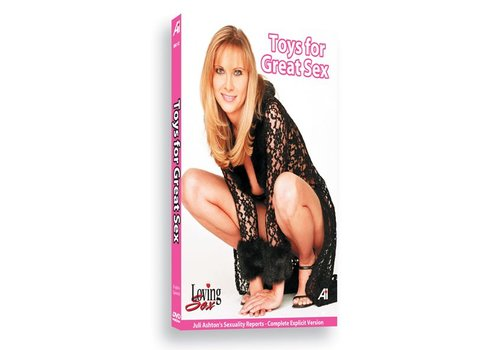 Toys For Great Sex Educatieve DVD