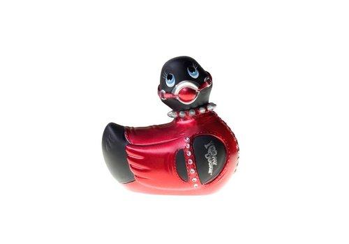 I Rub My Duckie | Bondage - Travel Size (Zwart/Rood)