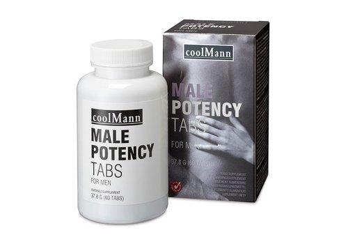 CoolMann - Male Potency Tabs