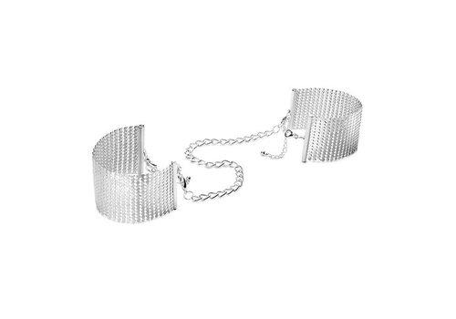 Bijoux Indiscrets - Desir Metallique Boeien Zilver