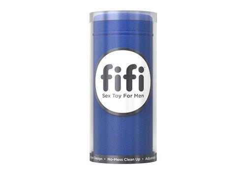 Fifi - Masturbator met 5 Sleeves Blauw
